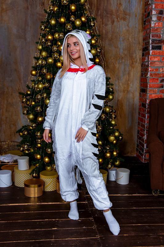 Пижама кигуруми «котик чи»