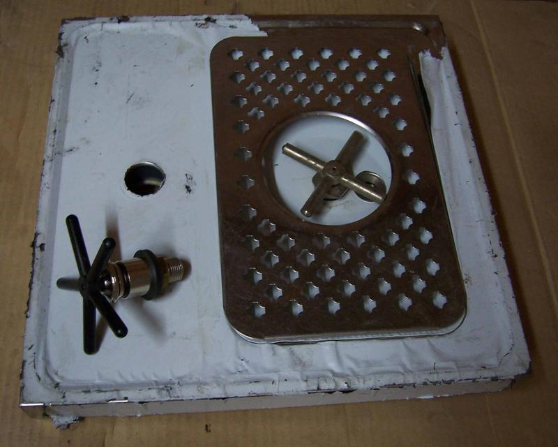 Добавление приваривание горловина фитинг промывочный бачек 20 кег - Фото 10