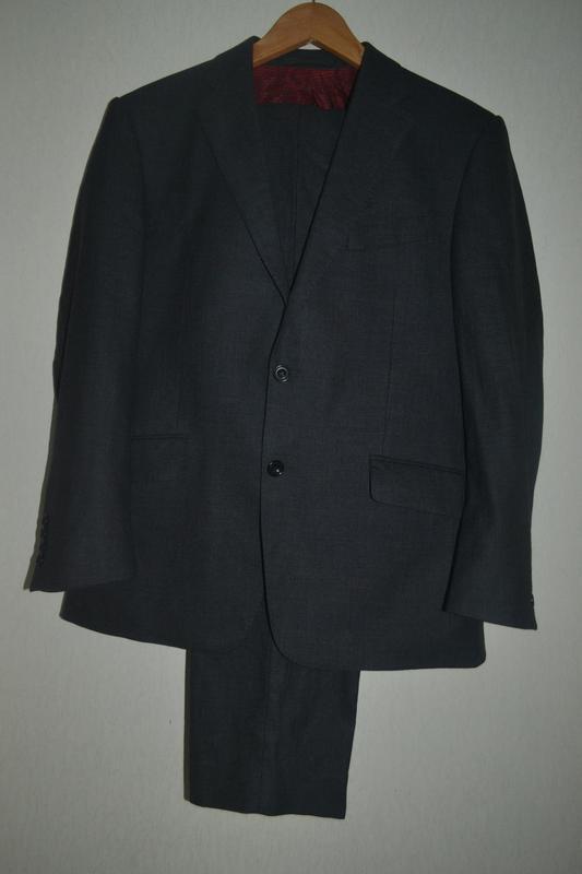 Мужской костюм marks&spencer маркс и спенсер в идеале