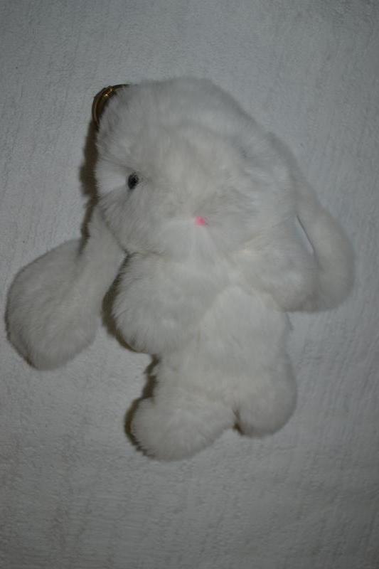 Кролик брелок  20см в идеале