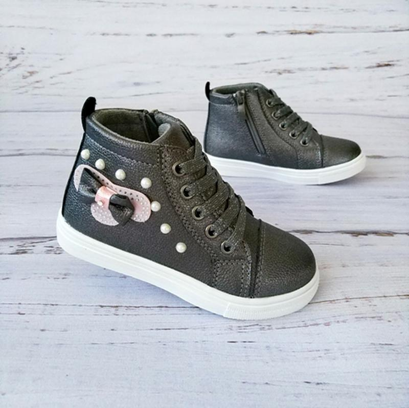 Ботинки для девочек с.луч !!!последняя пара!!!