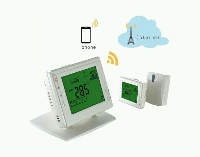 Термостат для котлов с Wi-Fi