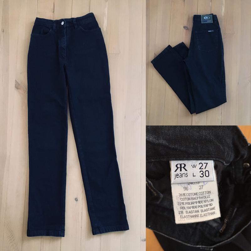 Джинси дорогого бренду cerruti jeans (висока посадка)