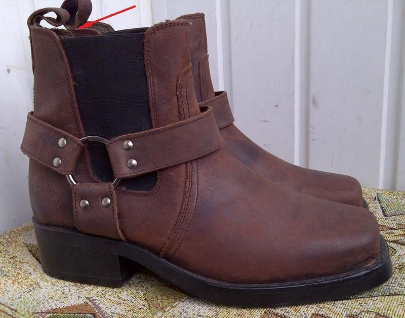 Ботинки казаки rockwood
