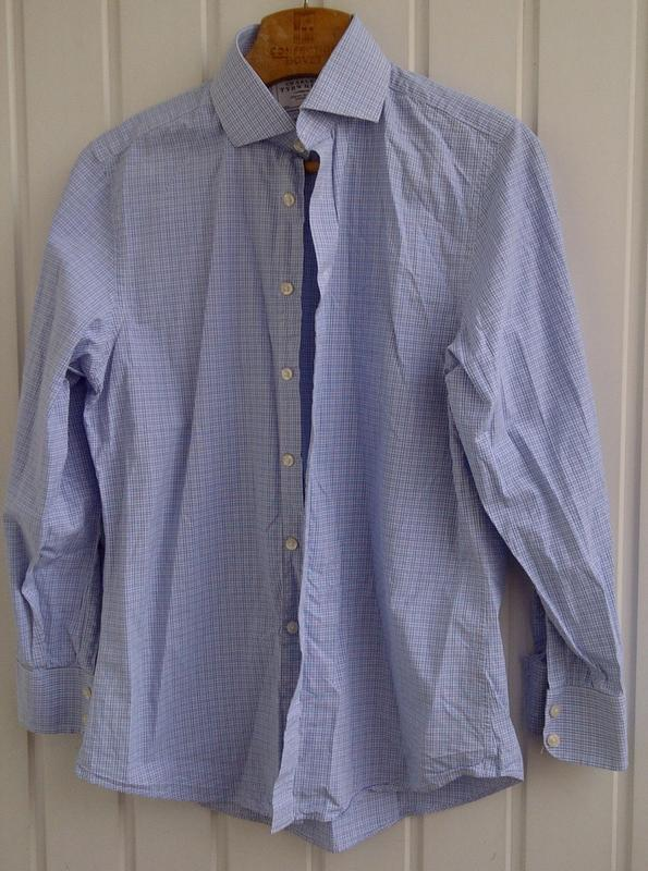 Рубашка charles tyrwhitt slim fit