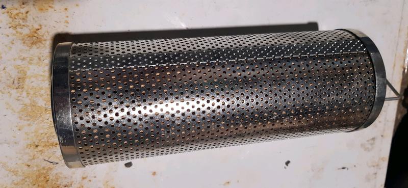 Элемент ф-ра гидравлического (MLR2121112/21.21112), SP.275F (HiFi