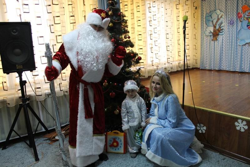 Дед Мороз, Снегурочка в садик,домой,на корпоратив,на Новый год Ки