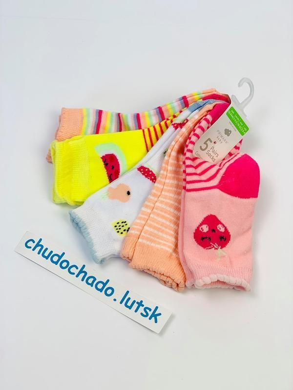 Носочки детские для девочек