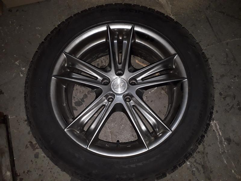 Продам легкосплавные диски Zorat Wheels R18  - 4шт