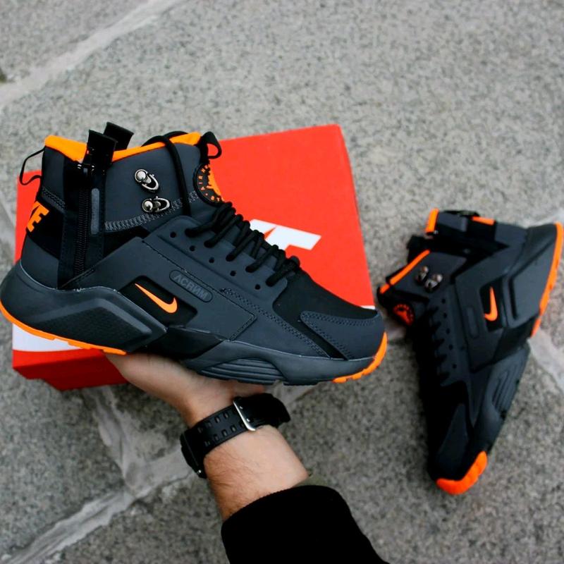 Термо-кроссовки мужские Nike