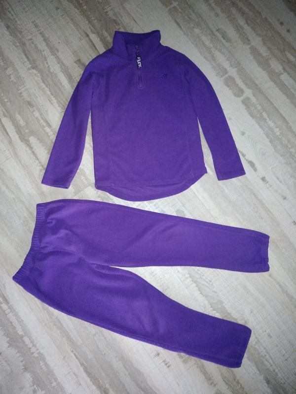 """Термо комплект """" funk"""", термо кофта и штаны, флисовая поддева"""