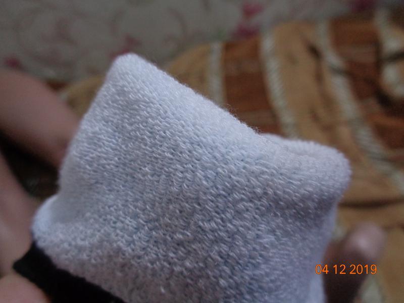 Оригинальные махровые носочки.последние пары - Фото 2