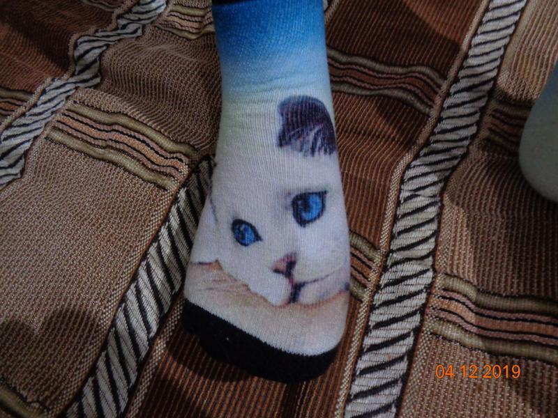Оригинальные махровые носочки.последние пары - Фото 5