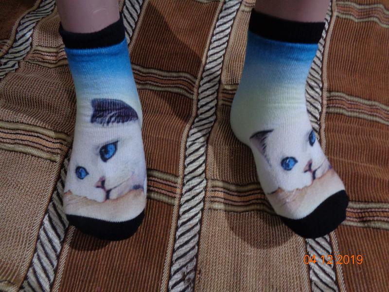 Оригинальные махровые носочки.последние пары - Фото 9