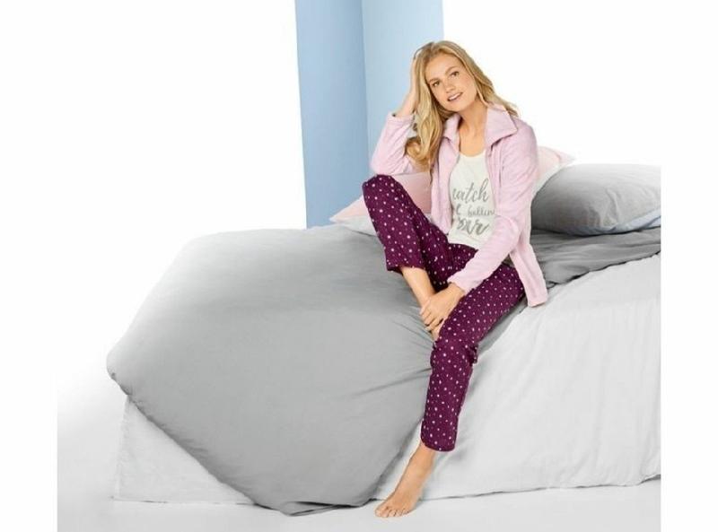Женская пижама 3 предмета для дома и сна esmara германия  разм...