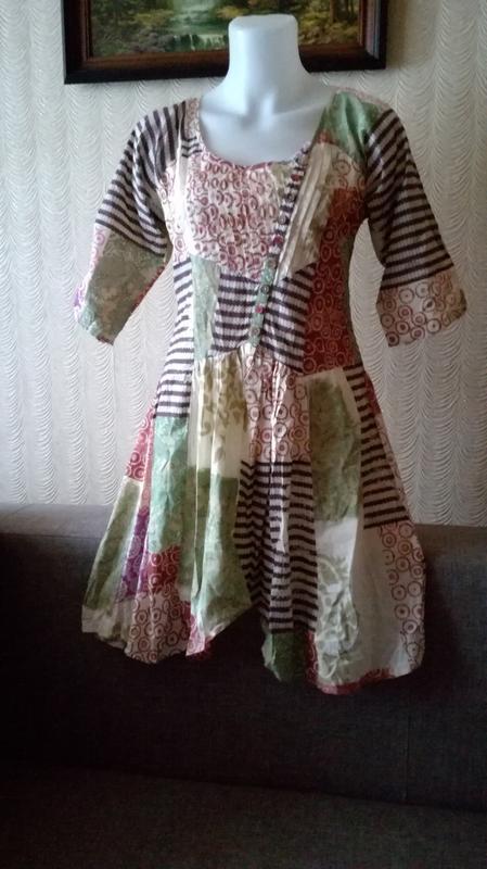 Платье хлопок 100% 36 размер joe brown's