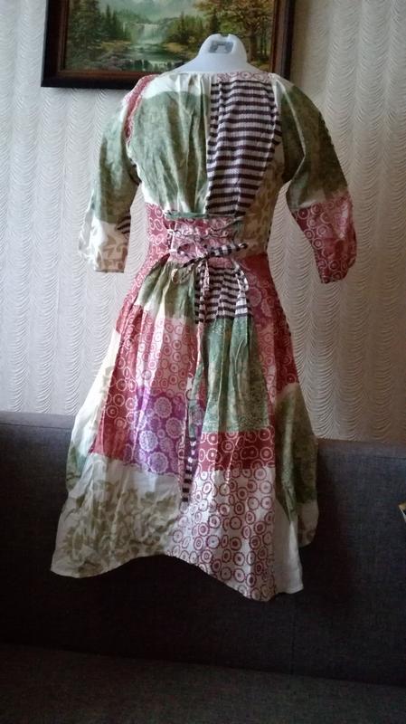 Платье хлопок 100% 36 размер joe brown's - Фото 5
