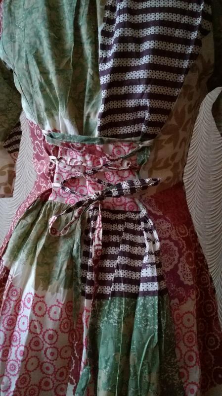 Платье хлопок 100% 36 размер joe brown's - Фото 6
