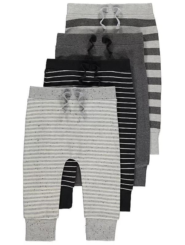 Спортивные штаны george 9-12 мес