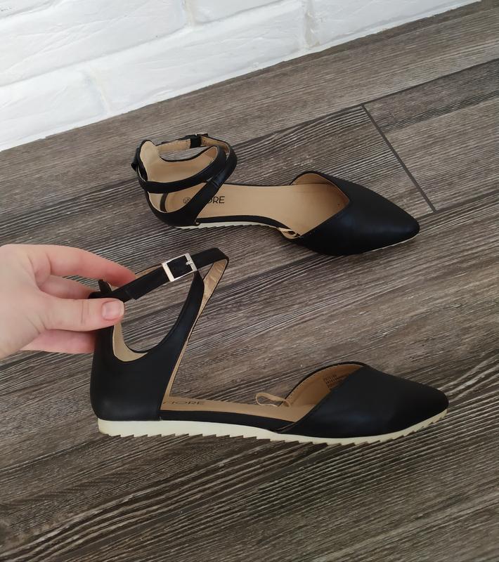 Стильные босоножки балетки туфли лодочки