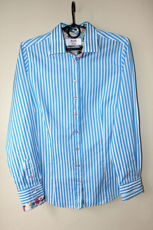 Блузка рубашка milano italy
