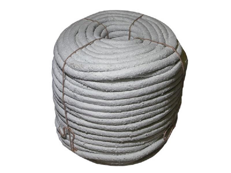Шнур асбестовый ШАОН, в бухтах, диаметр 5.0-30.0 мм.