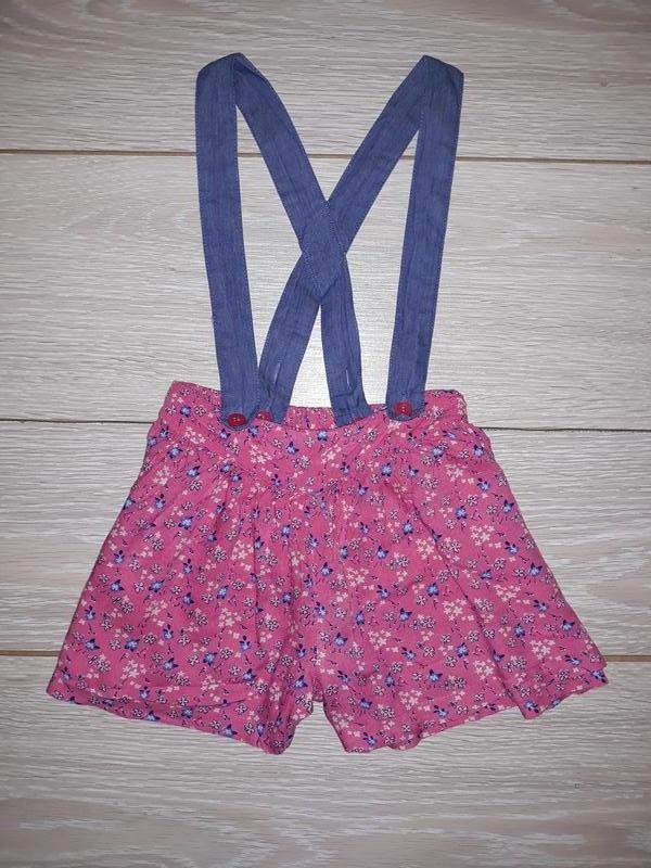 Юбка-шорты matalan с подтяжками на 1,5-2,0 года