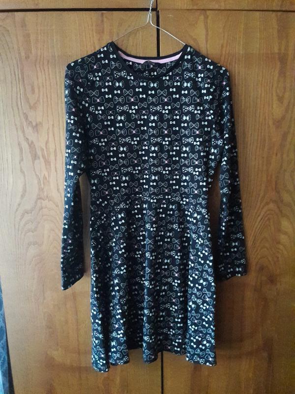 Платье с бантиками george 158-164 см