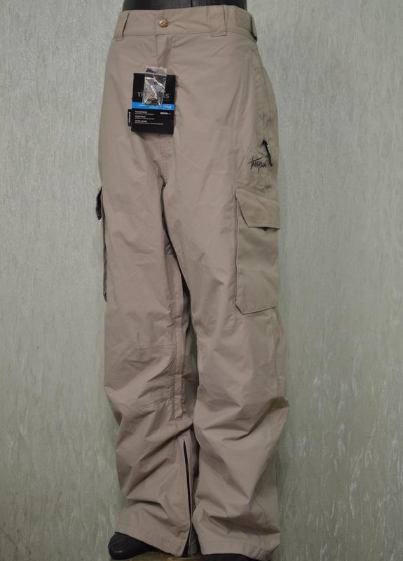 Горнолыжные штаны для борда trespass acknowled gement mens trs...