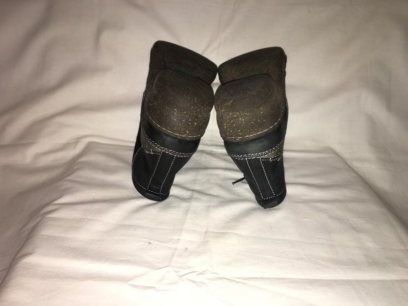 Ботинки утеплены *josef seibel* кожа германия р.41( 27.00 см) - Фото 8