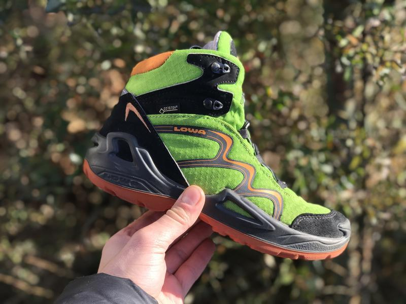 Lowa gore-tex термо мембранные ботинки оригинал