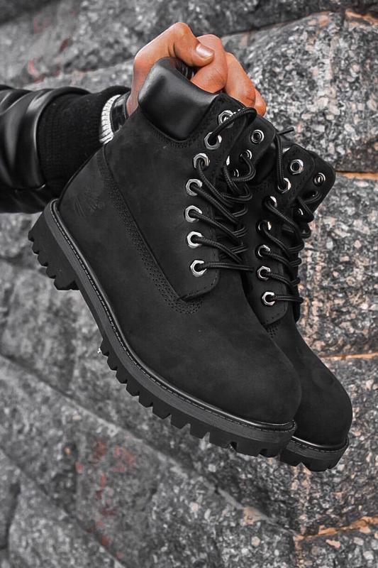 Ботинки зимние timberland , натуральная кожа, мех