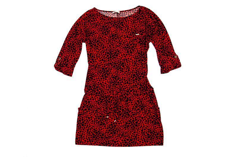 Платье спортивного кроя favori. размер 48