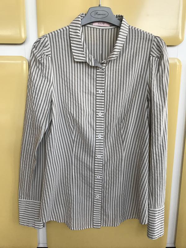 Блуза эксклюзив дизайнерская laurel размер s