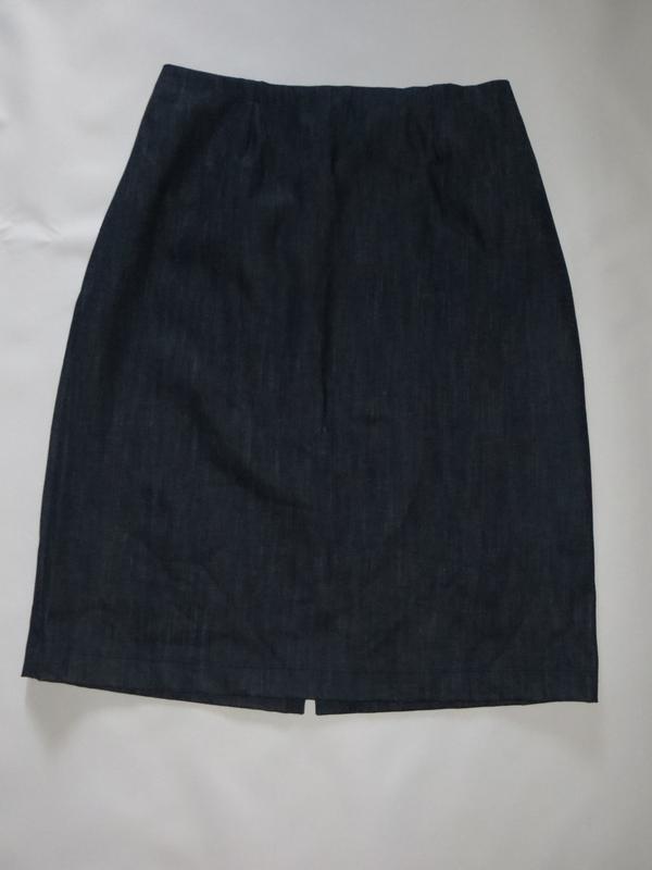 Джинсовая юбка р.20