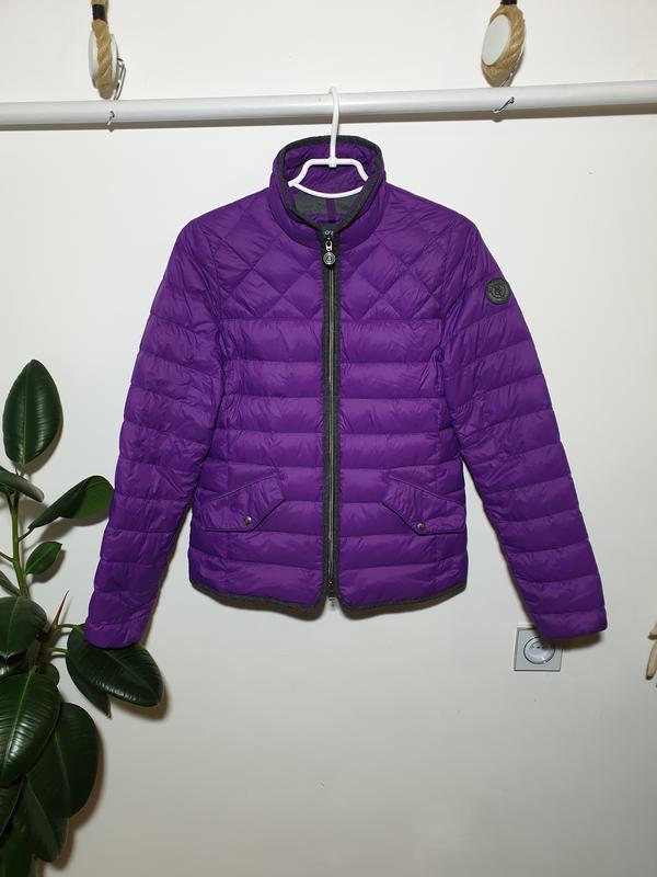 Демисезонная куртка пуховик marc o'polo
