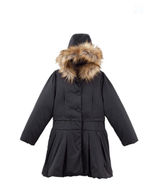 Новое пальто на пуху marese премиум линии tres chic куртка пух... - Фото 3