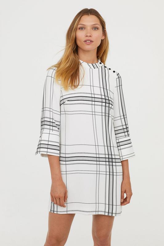 Фирменного платья h&m, размер 40