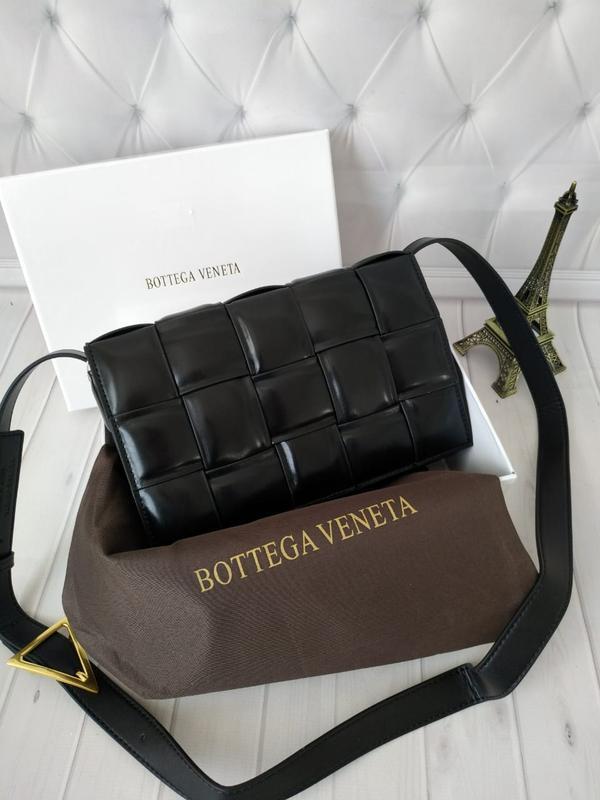 Новинка кожаная сумка bv
