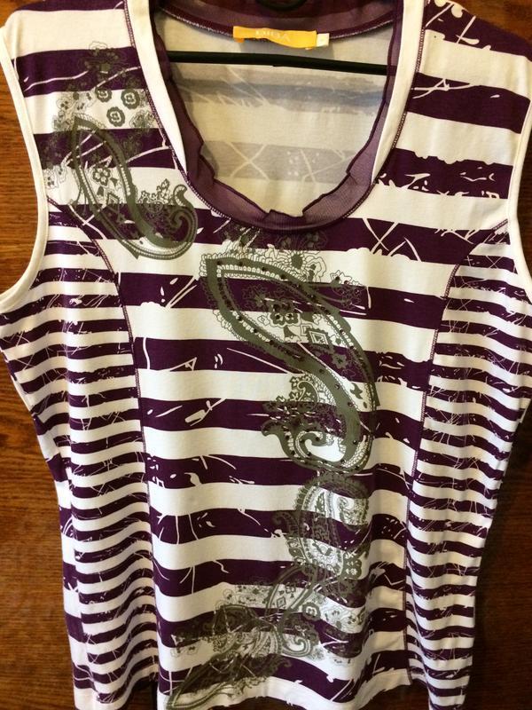Блузка футболка biba