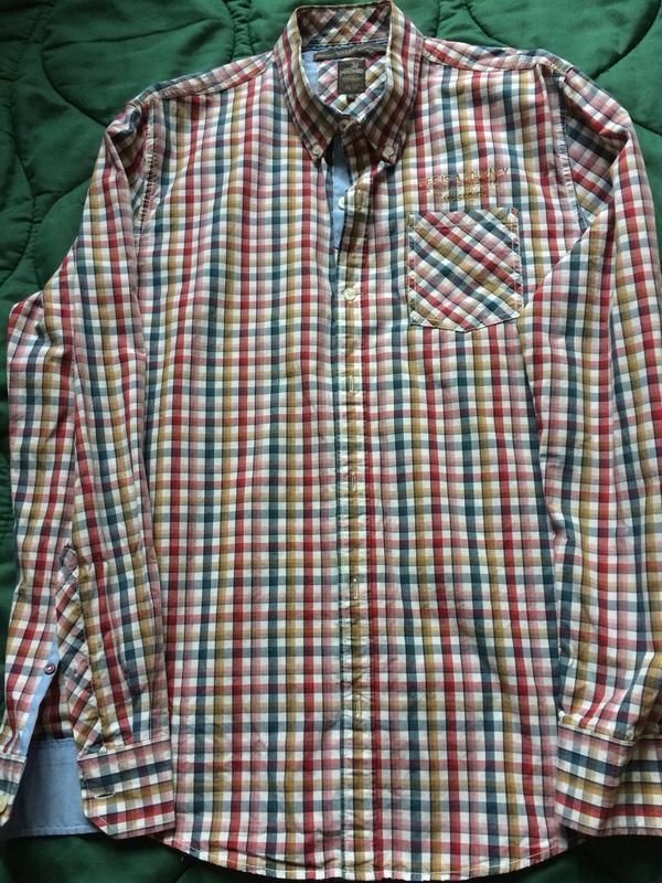 Мужская рубашка хl