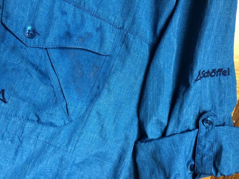 Рубашка мужская  индонезия - Фото 4