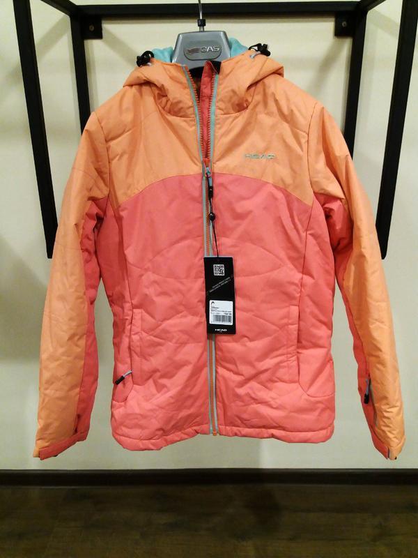 Девьичья лыжная куртка head /оригинал/ есть в комплекте штаны
