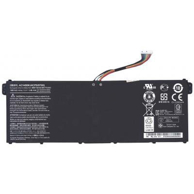 Аккумулятор для ноутбука Acer AC14B8K, 3220mAh (48Wh), 4cell, ...