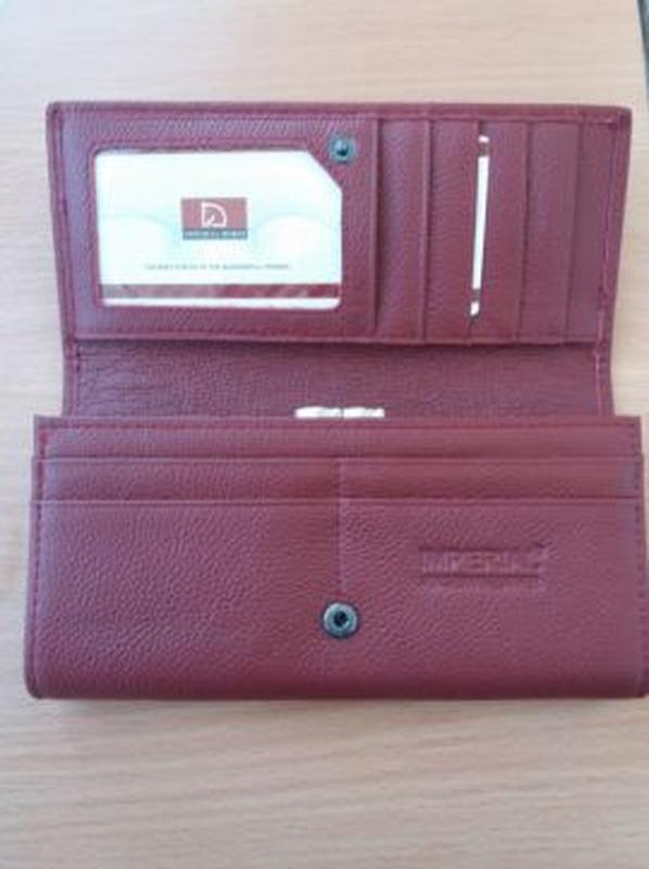 Женский кожаный кошелек шкіряний гаманець жіночий кошельок