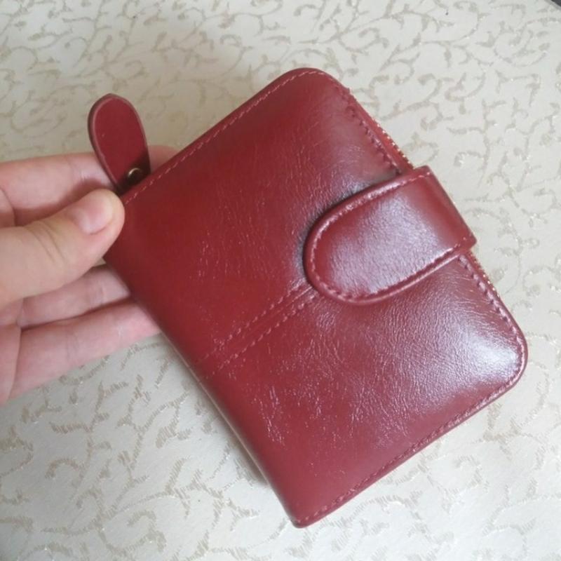 Жіночий шкіряний гаманець кошелек женский
