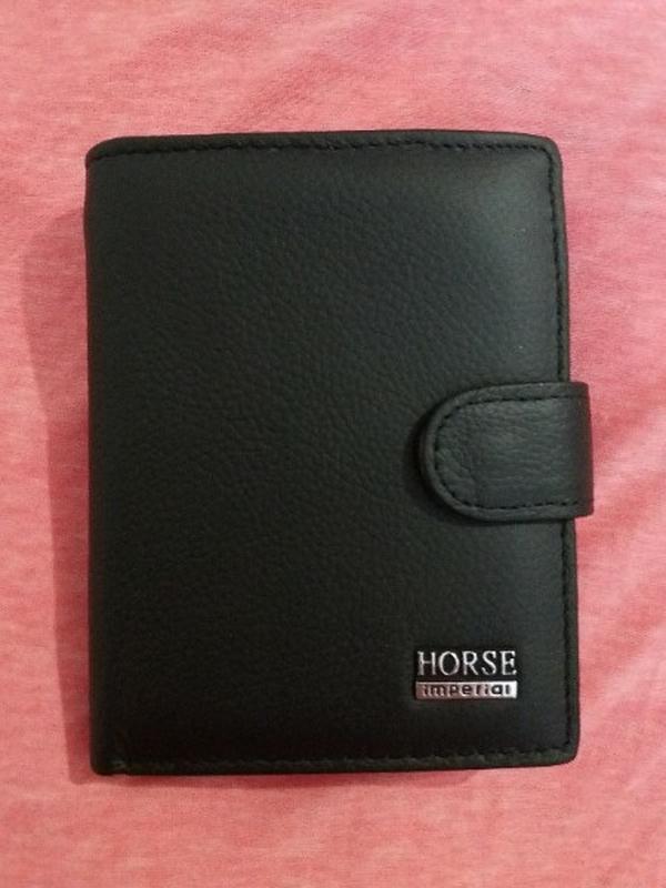 Кожаный кошелек гаманець з натуральної шкіри шкіряний кошельок