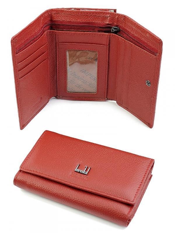 Женский кожаный кошелек гаманець шкіряний шкіра кожа