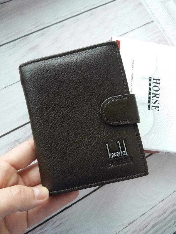 Кожаное портмоне мужское чоловічий шкіряний гаманець кошелек к...