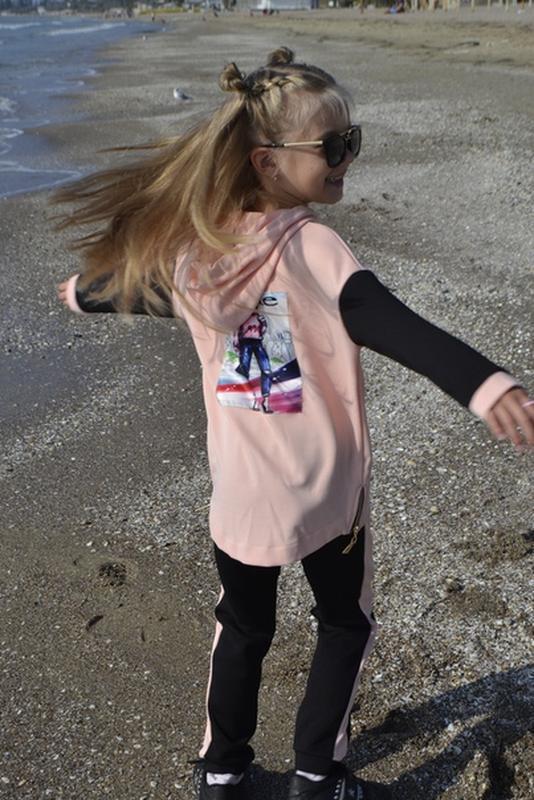Спорт костюм шикарного качества спортивный спортивний для дівч... - Фото 2